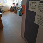 Elemi Rehabilitációs Központ Pécs bejárat