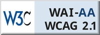 WCAG 2.1 AA szinten megfelelő honlap